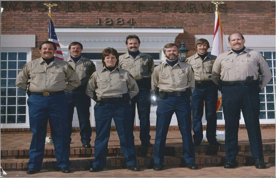 Original Alabama Canine Law Enforcement Officers Training Center Members
